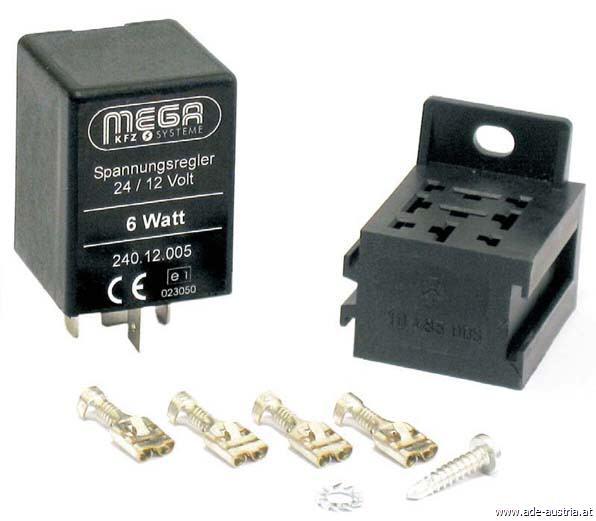 umwandler 220 volt auf 12 volt
